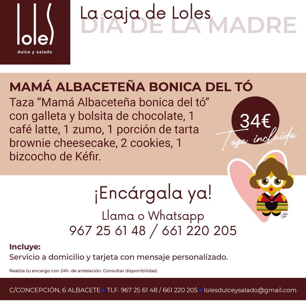 MAMÁ ALBACETEÑA BONICA DEL TO
