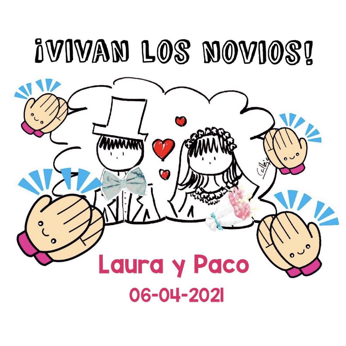 VIVAN LOS NOVIOS
